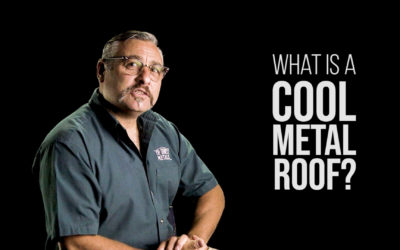 What is a Cool Metal Roof?